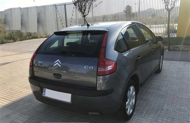 Left hand drive CITROEN C4 1.6 HDi 92 Collection Spanish Reg