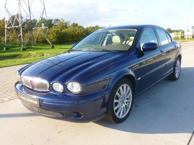 JAGUAR X TYPE 2.0 Turbo D 16v