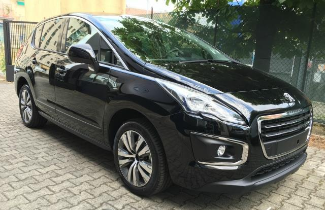 Left hand drive PEUGEOT 3008 1.6 HDI 120 S&S BUSINESS EAT6