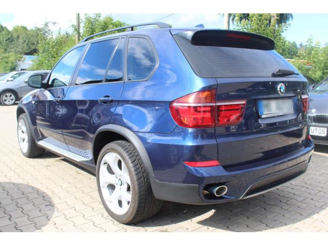 Left hand drive BMW X5 xDrive30d 7 SEATS