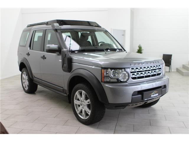 Left hand drive LANDROVER DISCOVERY TD V6