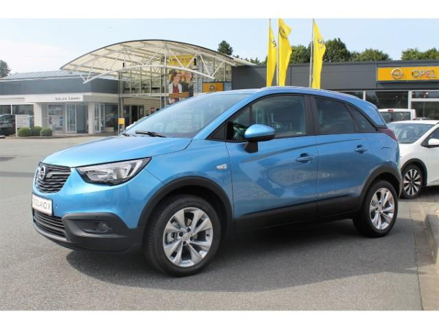 Left hand drive OPEL CROSSLAND X Edition