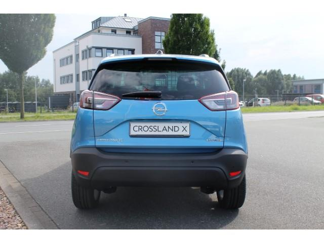 OPEL CROSSLAND (08/2017) - blue