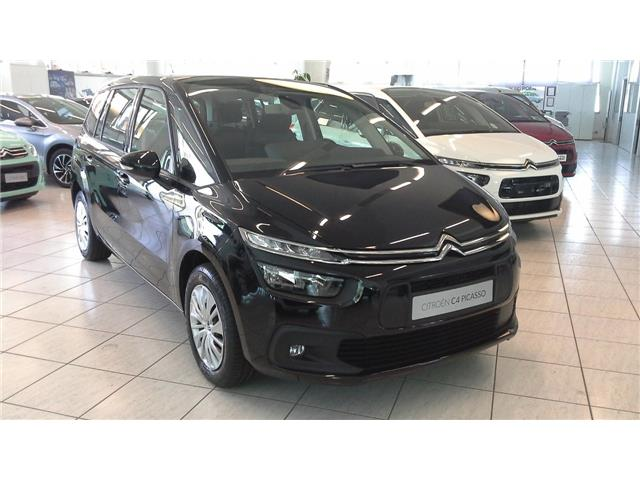 CITROEN C4 GRAND PICASSO (05/2017) - black - lieu: