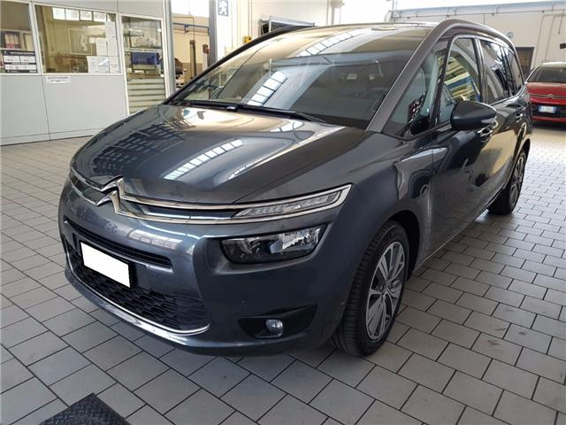 Left hand drive CITROEN C4 GRAND PICASSO  BlueHDi 120