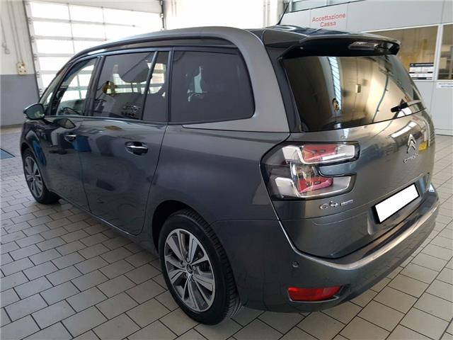 CITROEN C4 GRAND PICASSO (01/2016) - grey - lieu: