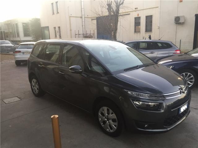 CITROEN C4 GRAND PICASSO (06/2015) - grey - lieu: