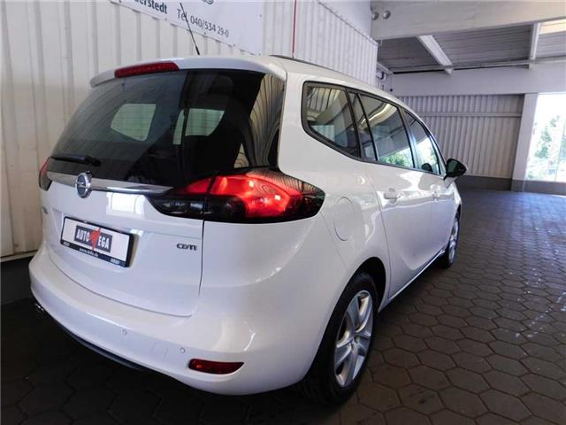 Left hand drive OPEL ZAFIRA Edition Diesel