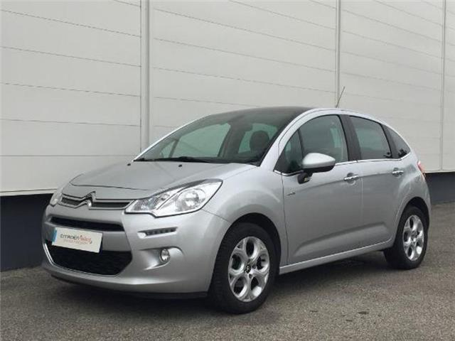 Left hand drive CITROEN C3 BlueHDi 100