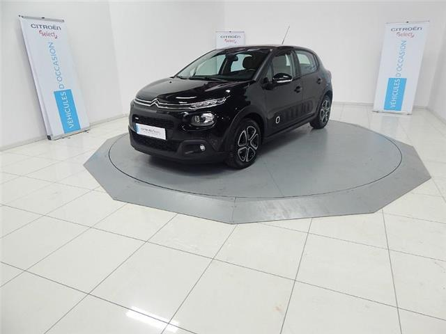 CITROEN C3 (02/2017) - black - lieu: