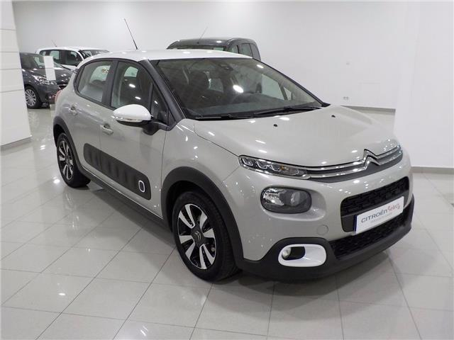 Left hand drive CITROEN C3 1.6BlueHDi 100