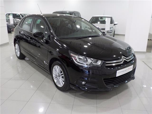 CITROEN C4 (03/2017) - black - lieu:
