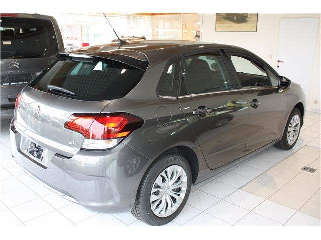 Left hand drive CITROEN C4 1.2 PureTech Feel Edition