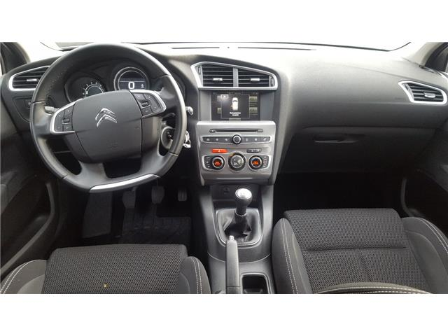 left hand drive CITROEN C4 (02/2016) - grey - lieu: