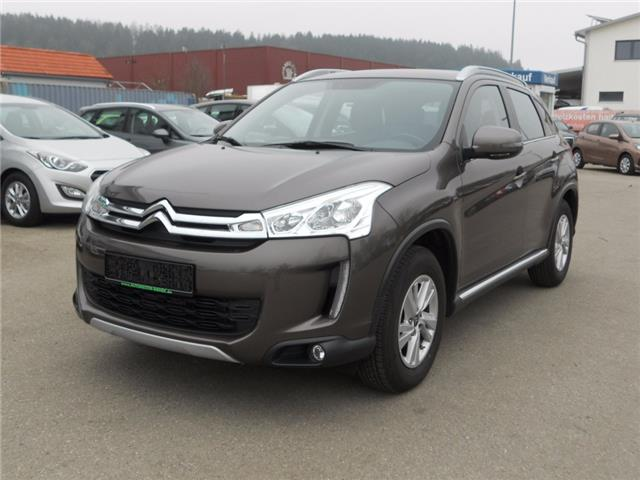 CITROEN C4 AIRCROSS e-HDi 115 Feel-Edition