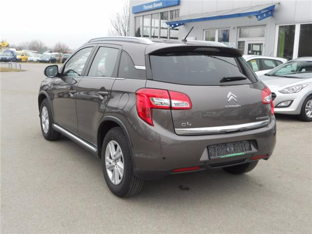 Left hand drive CITROEN C4 AIRCROSS e-HDi 115 Feel-Edition
