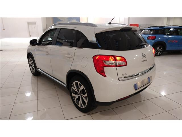 CITROEN C4 AIRCROSS (05/2017) - white - lieu: