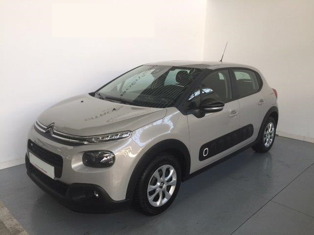 Left hand drive CITROEN C3 1.2 PureTech Feel 68 Spanish Reg
