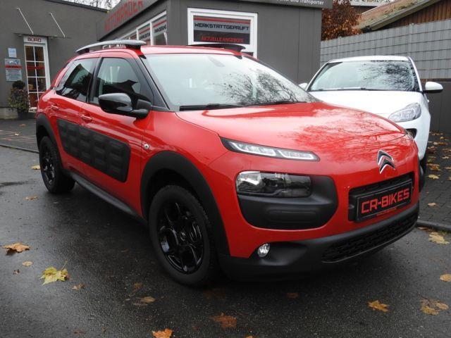 Left hand drive CITROEN C4 CACTUS 1.2 VTI Feel