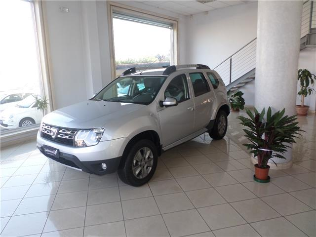 Left hand drive DACIA DUSTER 1.5 DCI LAUREATE 4X2