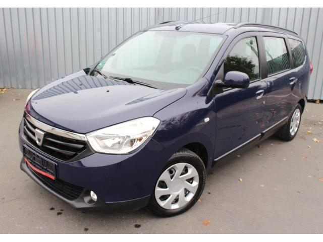 DACIA LODGY (12/2014) - blue - lieu: