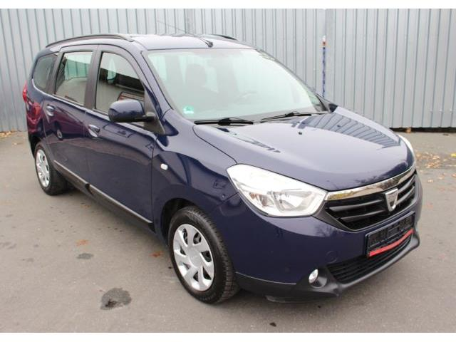 Left hand drive DACIA LODGY Laureate