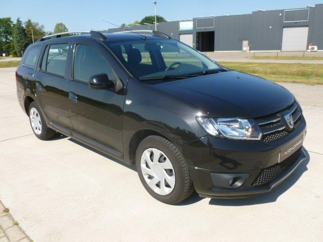 DACIA LOGAN (02/2014) - black - lieu: