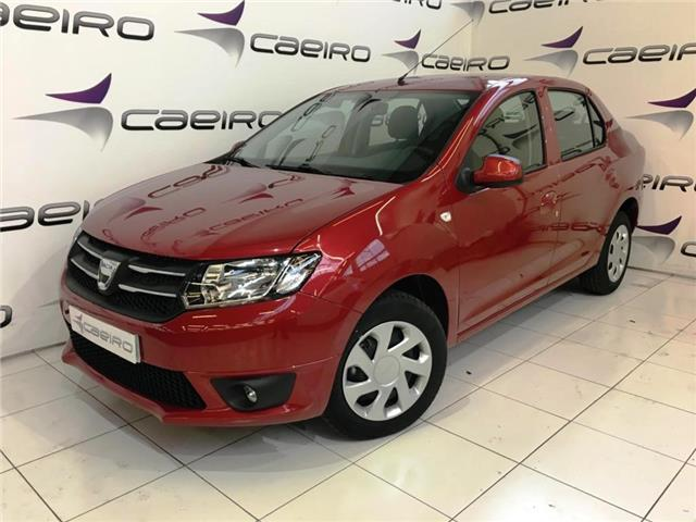 lhd DACIA LOGAN (02/2017) - red - lieu: