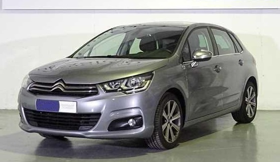 CITROEN C4 (05/2016) - Grey - lieu: