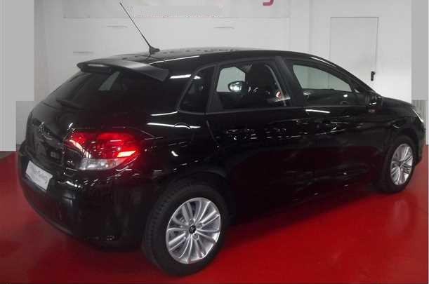 CITROEN C4 (02/2017) - Black - lieu: