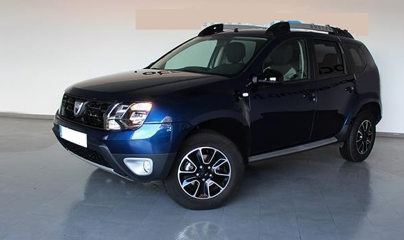DACIA DUSTER (05/2017) - Blue - lieu: