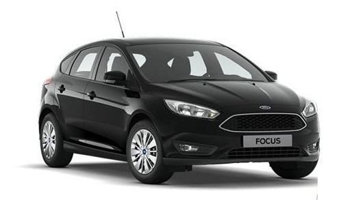 lhd FORD FOCUS (02/2016) - Black