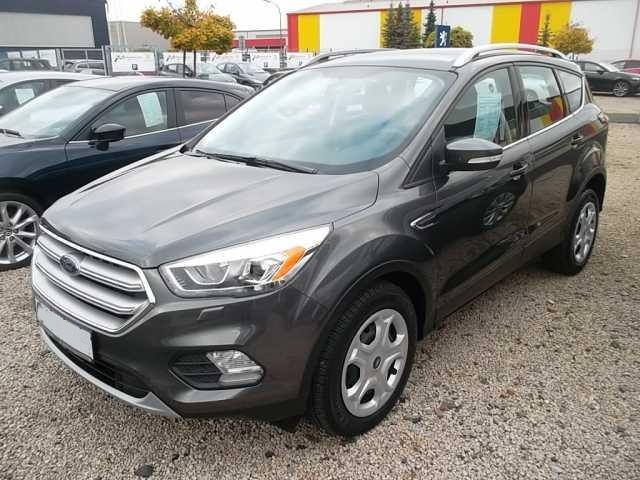 Left hand drive FORD KUGA 1.5 TDCi 2x4 Aut. Trend