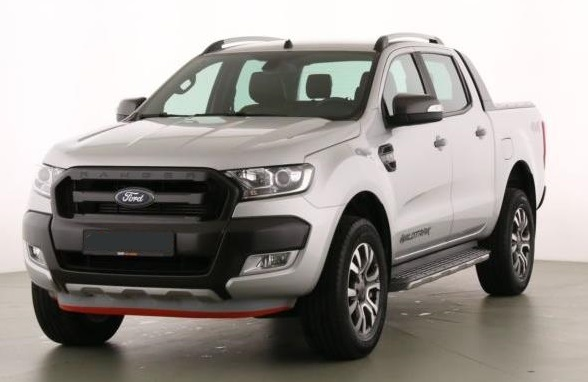 Left hand drive FORD RANGER 3.2 TDCi Wildtrack DK 4x4
