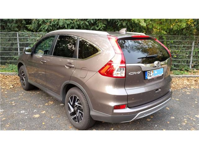 HONDA CR V (09/2016) - brown - lieu: