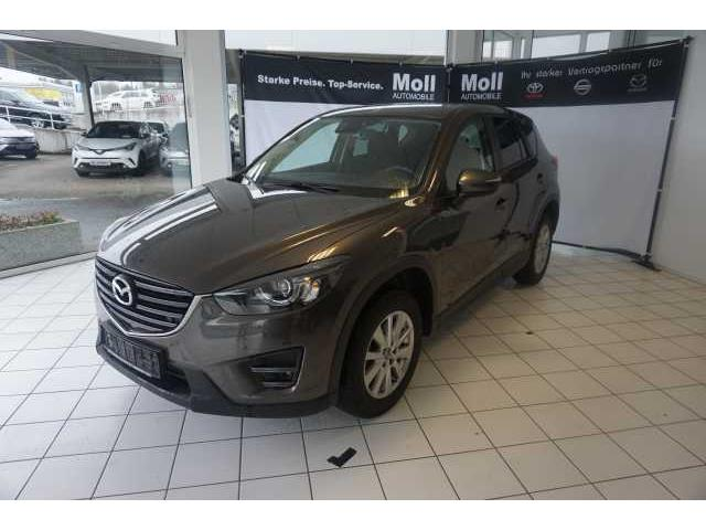 MAZDA CX-5 (07/2016) - brown - lieu: