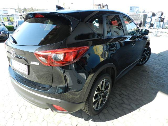 MAZDA CX-5 (03/2017) - black - lieu: