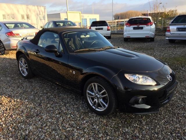 Left hand drive MAZDA MX 5 1.8 MZR Center-Line