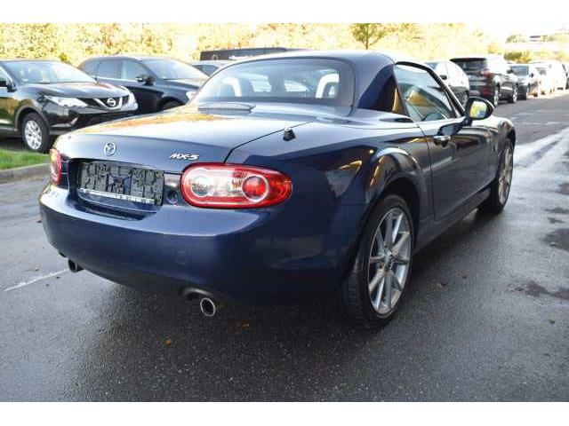 Left hand drive car MAZDA MX 5 (08/2013) - blue - lieu:
