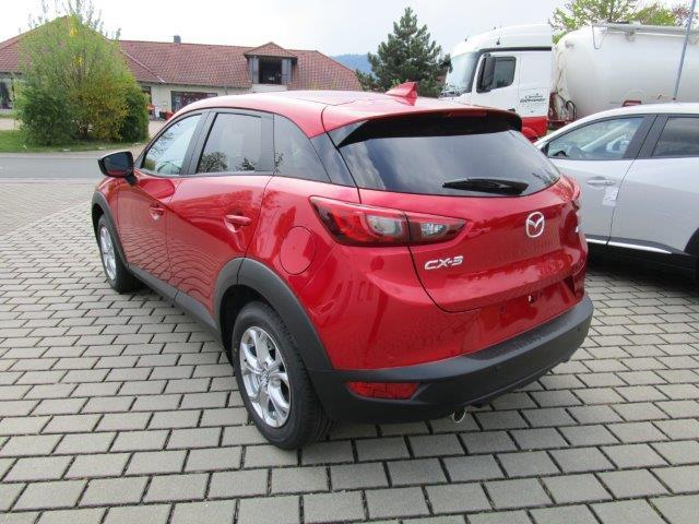 MAZDA CX-3 (05/2017) - red - lieu: