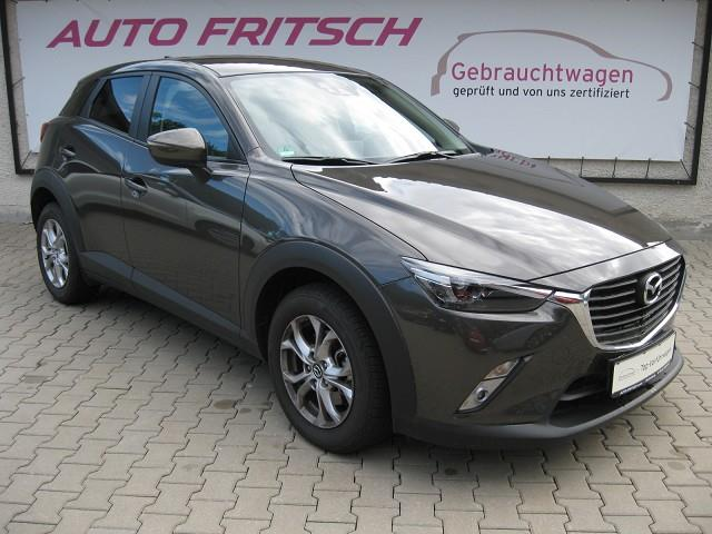 MAZDA CX-3 (01/2017) - grey - lieu: