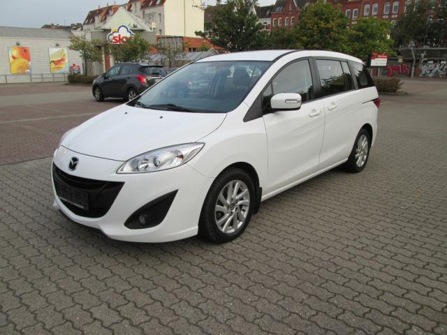 Left hand drive MAZDA 5 1.6 MZ-CD 7 SEATS