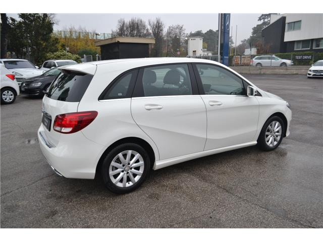 Left hand drive MERCEDES B CLASS 160 d Business