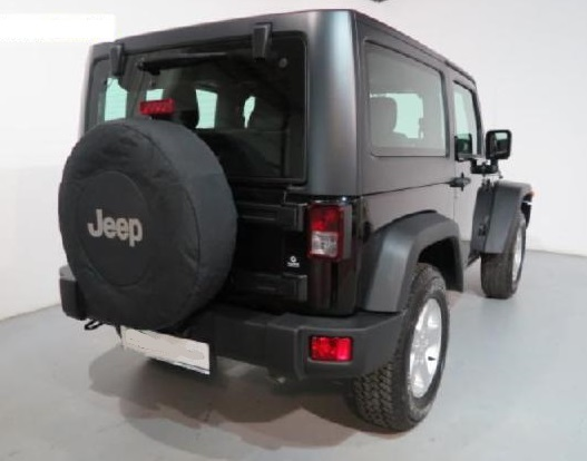 JEEP WRANGLER (04/2016) - Black - lieu:
