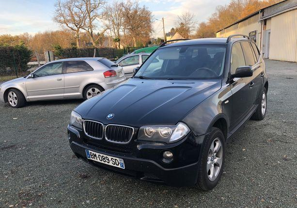 BMW X3 2.0 D 177HP AUTO FRENCH REG