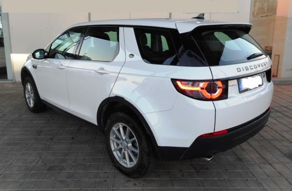 LANDROVER DISCOVERY SPORT 2.0eD4 Pure 4x2 150 Aut Spanish Reg