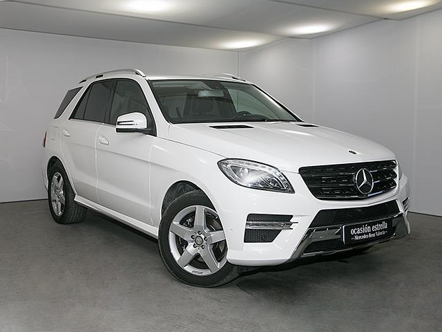 Left hand drive MERCEDES ML CLASS 250 BlueTEC 4MATIC