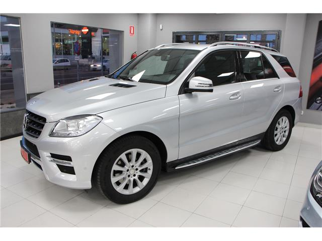 Left hand drive MERCEDES ML CLASS 350 BlueTec 4Matic