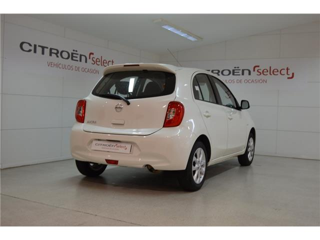 Left hand drive NISSAN MICRA 1.2 Acenta
