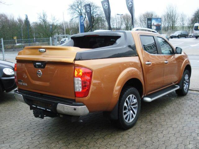 NISSAN NAVARA (04/2016) - brown - lieu: